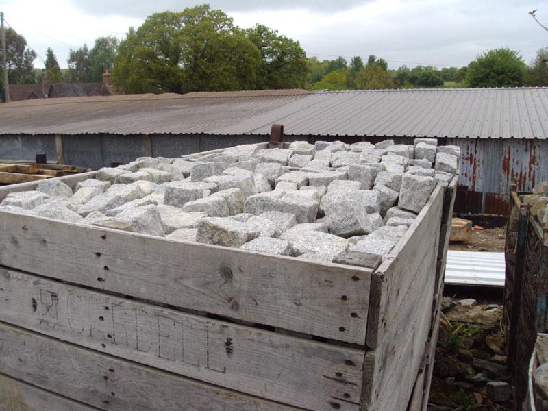 Cheap New Granite Setts