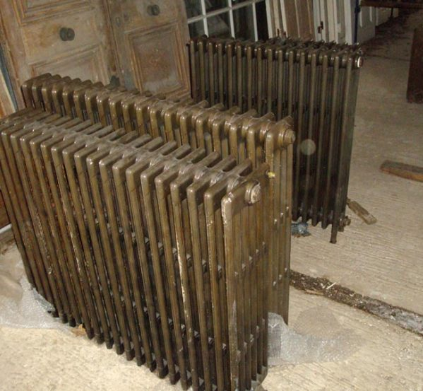 Antique Cathedral Style Radiators