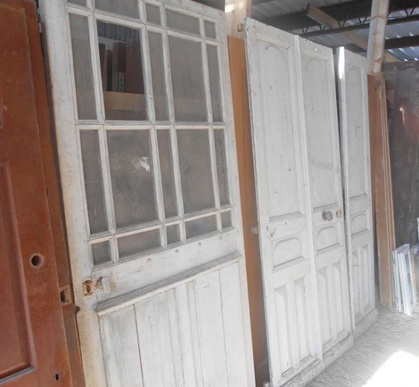 Antique French Doors