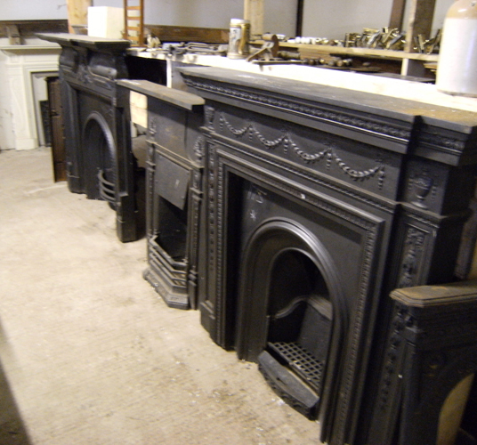 Reclaimed Victorian Fire Surround
