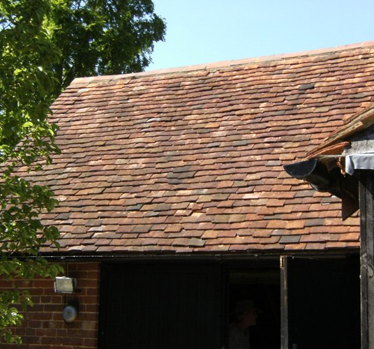 Reclaimed Roof Tiles For Canterbury Authentic Reclamation