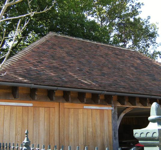 Reclaimed Roof Tiles For Haywards Heath