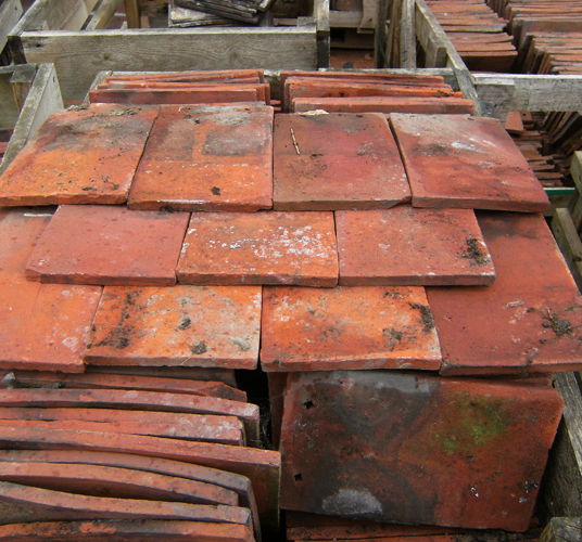 Reclaimed Roof Tiles For Reigate Authentic Reclamation