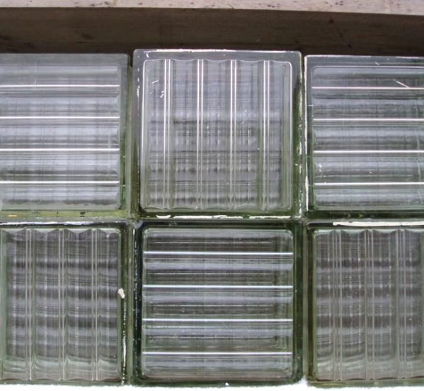 Glass Bricks for Bathrooms or Wet Rooms