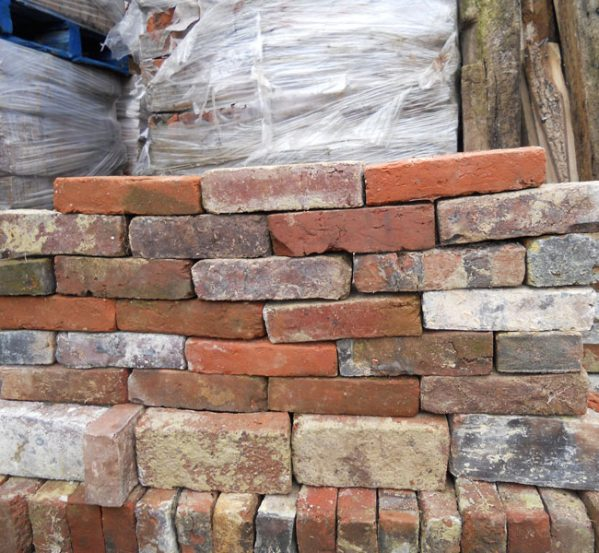 handmade Napoleonic bricks