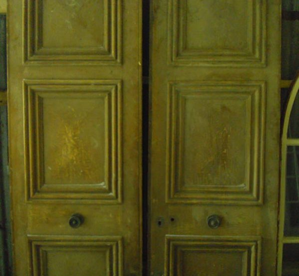 Pair of 19th century Reclaimed French doors