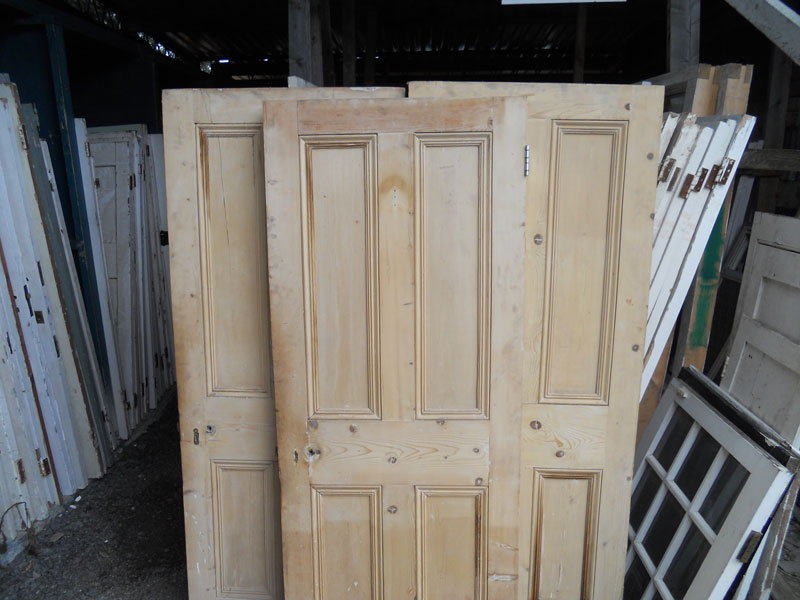 Reclaimed Doors For South London Authentic Reclamation