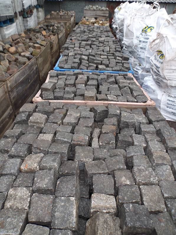 Buy Reclaimed Cobbles And Setts For East Sussex