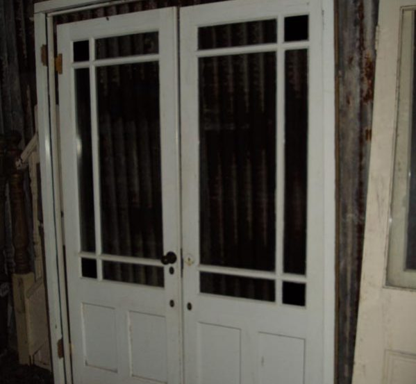 Reclaimed Patio Doors