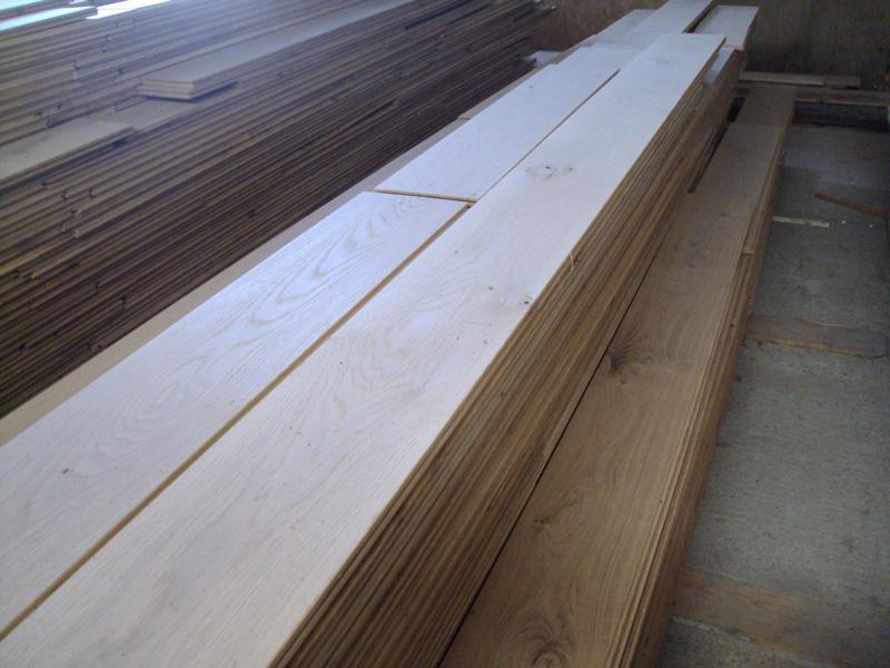 Solid Oak Floorboards