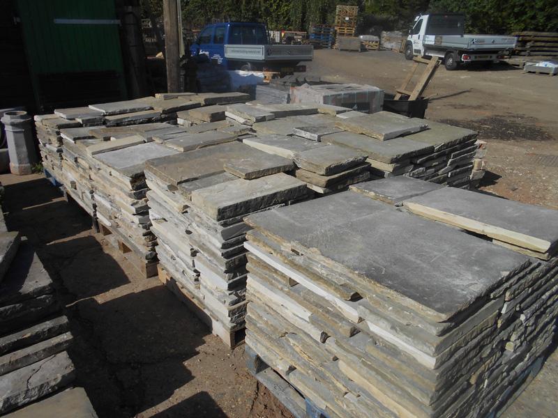Thin York Stone for Internal Floors