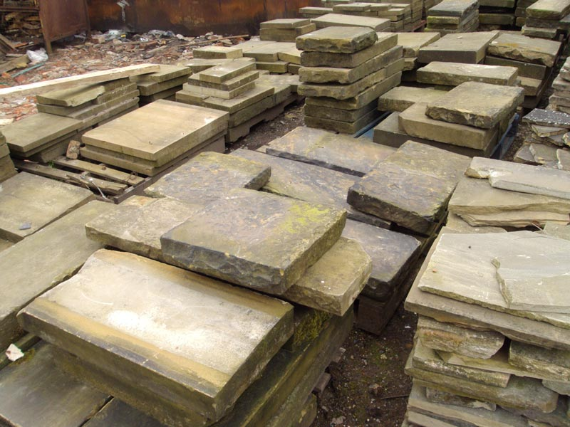 Buy Reclaimed Stone Steps Amp Coping For South London