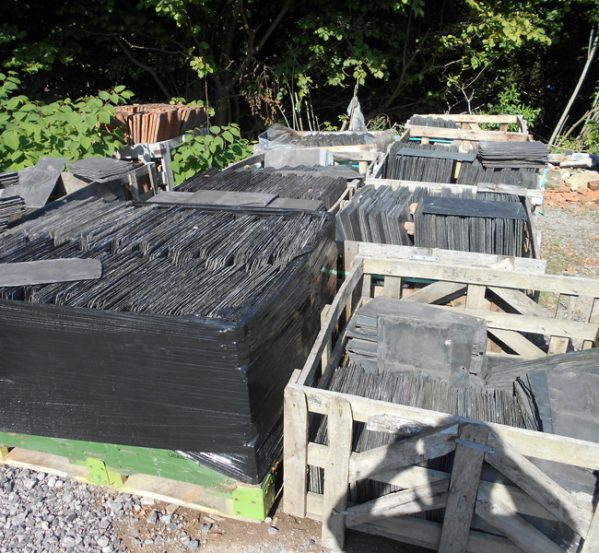 Welsh Roof Slates