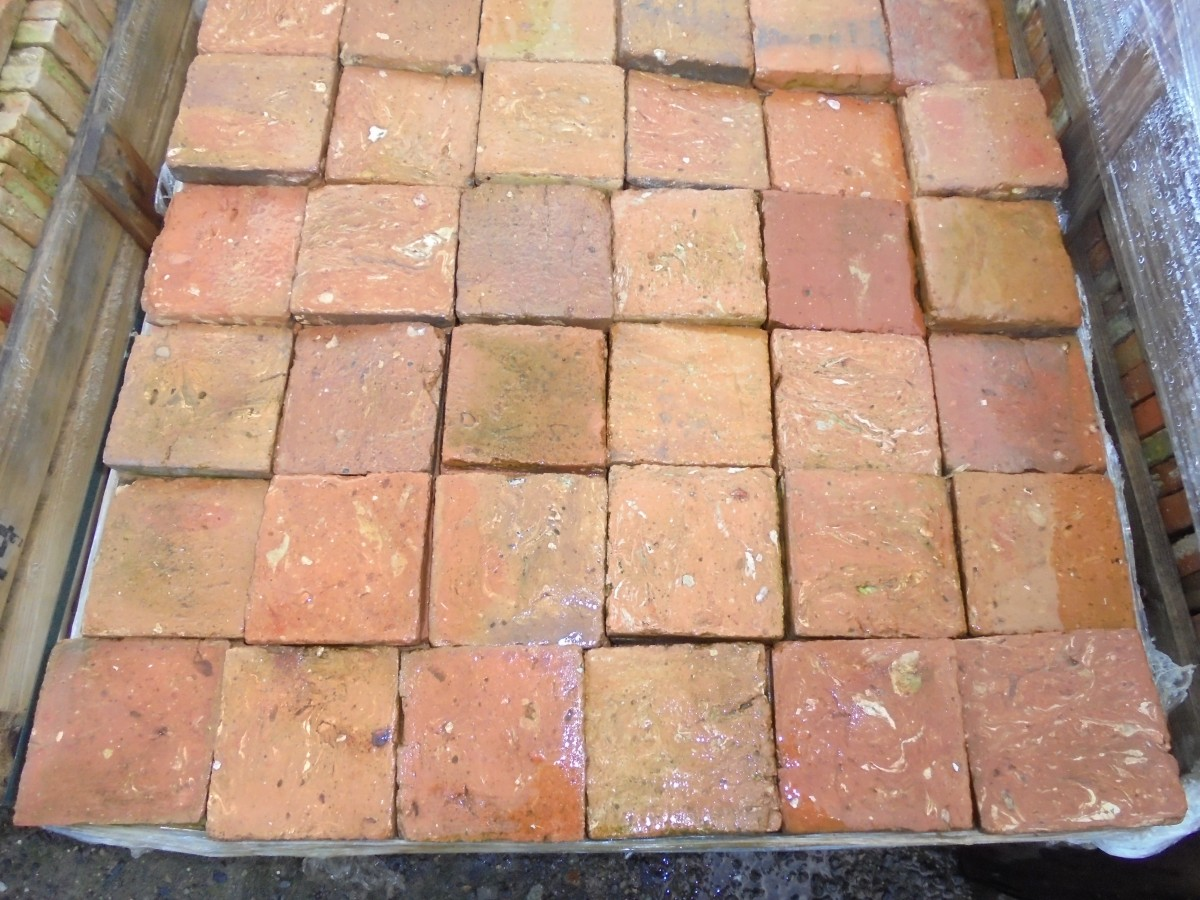 Reclaimed handmade french floor tiles authentic reclamation a reclaimed handmade french floor tile dailygadgetfo Choice Image