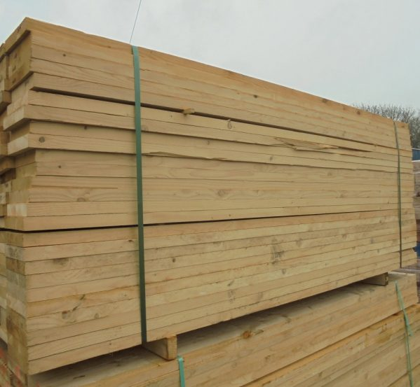 Reject 8' Scaffold Boards