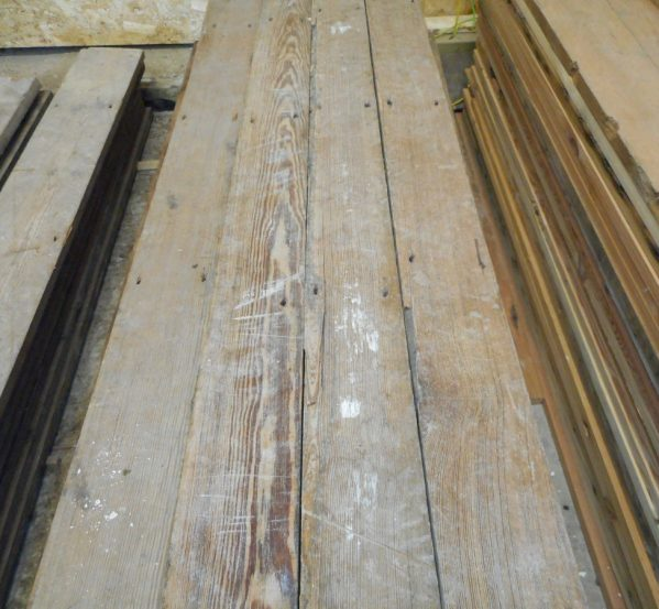 reclaimed narrow pine flooring