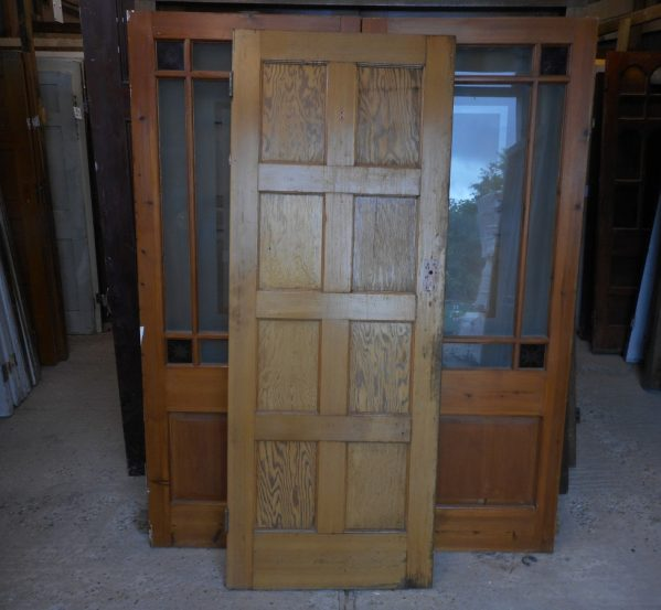 Reclaimed 8 Panelled Door