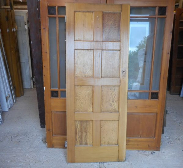 8 Panelled Reclaimed Door