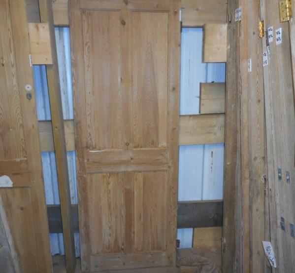 stripped Victorian 4 Panel door