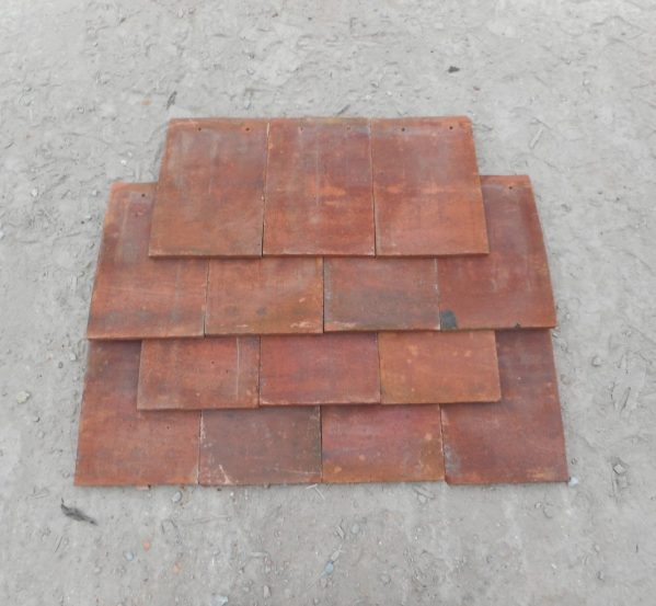 Machine Made Clay Tiles Authentic Reclamation