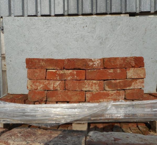 SALVAGED MIXED BRICK