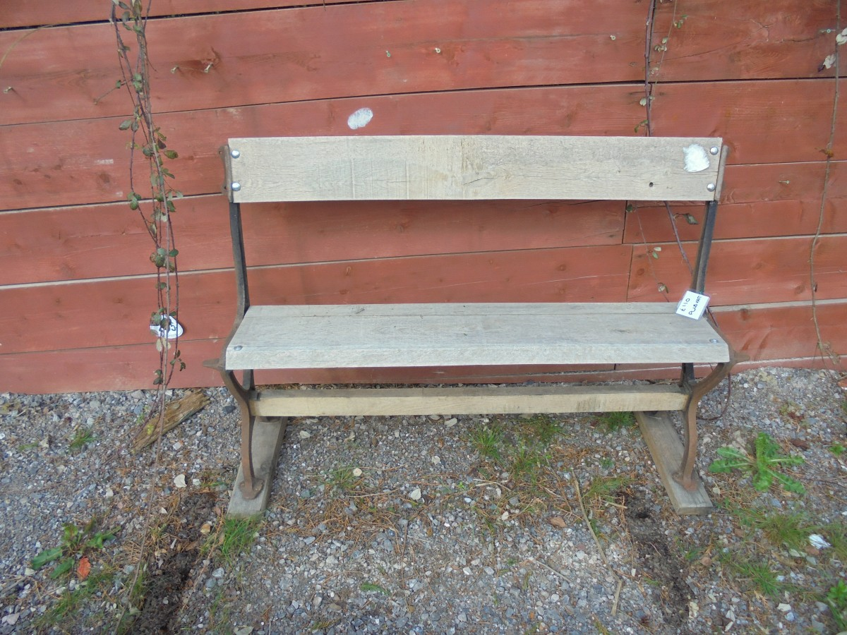 Awesome Refurbished Garden Bench Authentic Reclamation Pdpeps Interior Chair Design Pdpepsorg