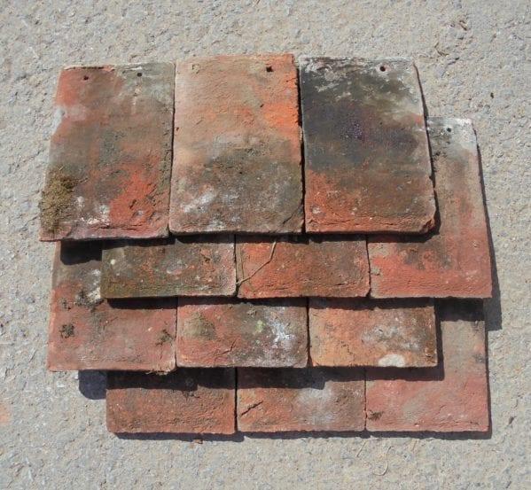 Reclaimed Kent peg tiles