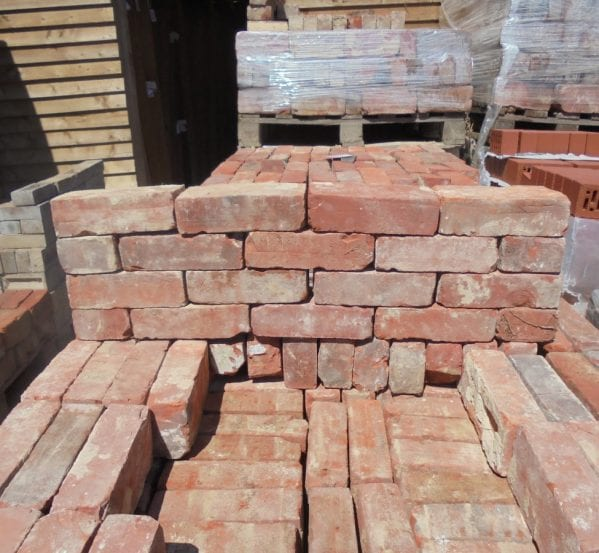 Handmade Red Bricks