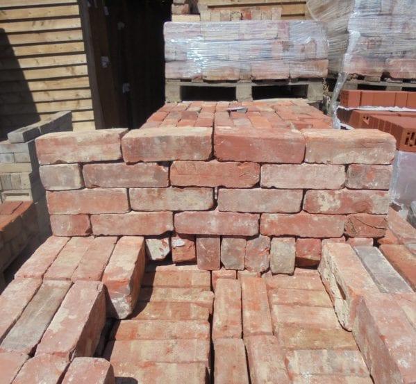 Handmade Red Bricks