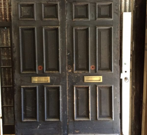 Reclaimed Front Doors Authentic Reclamation