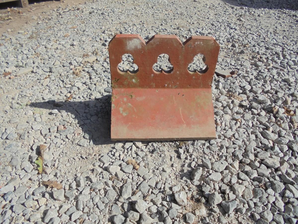 Decorative Concrete Ridge Tiles Billingsblessingbagsorg