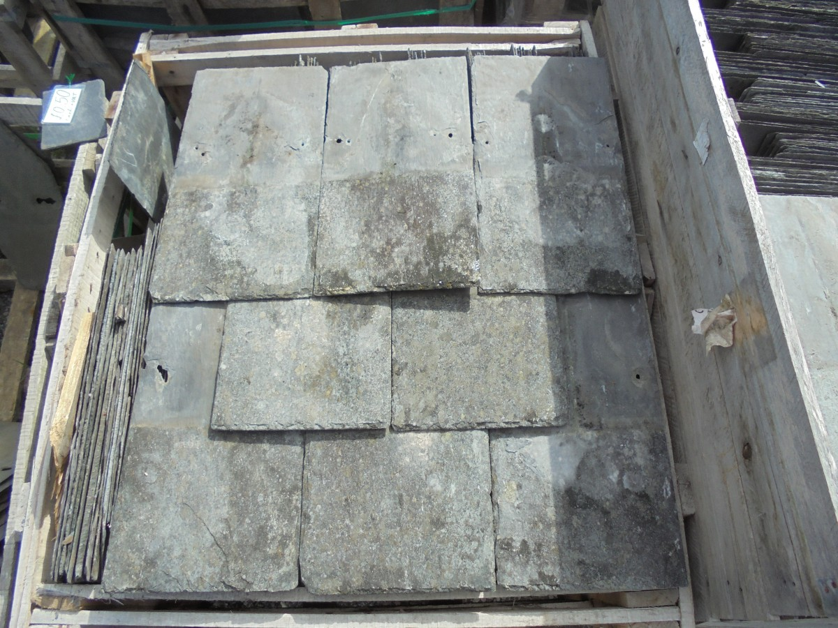 A Reclaimed Roofing Slate Authentic Reclamation