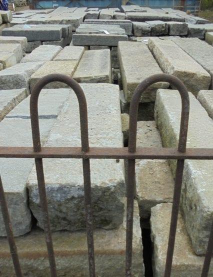 Reclaimed Single Length Metal Loop Railing