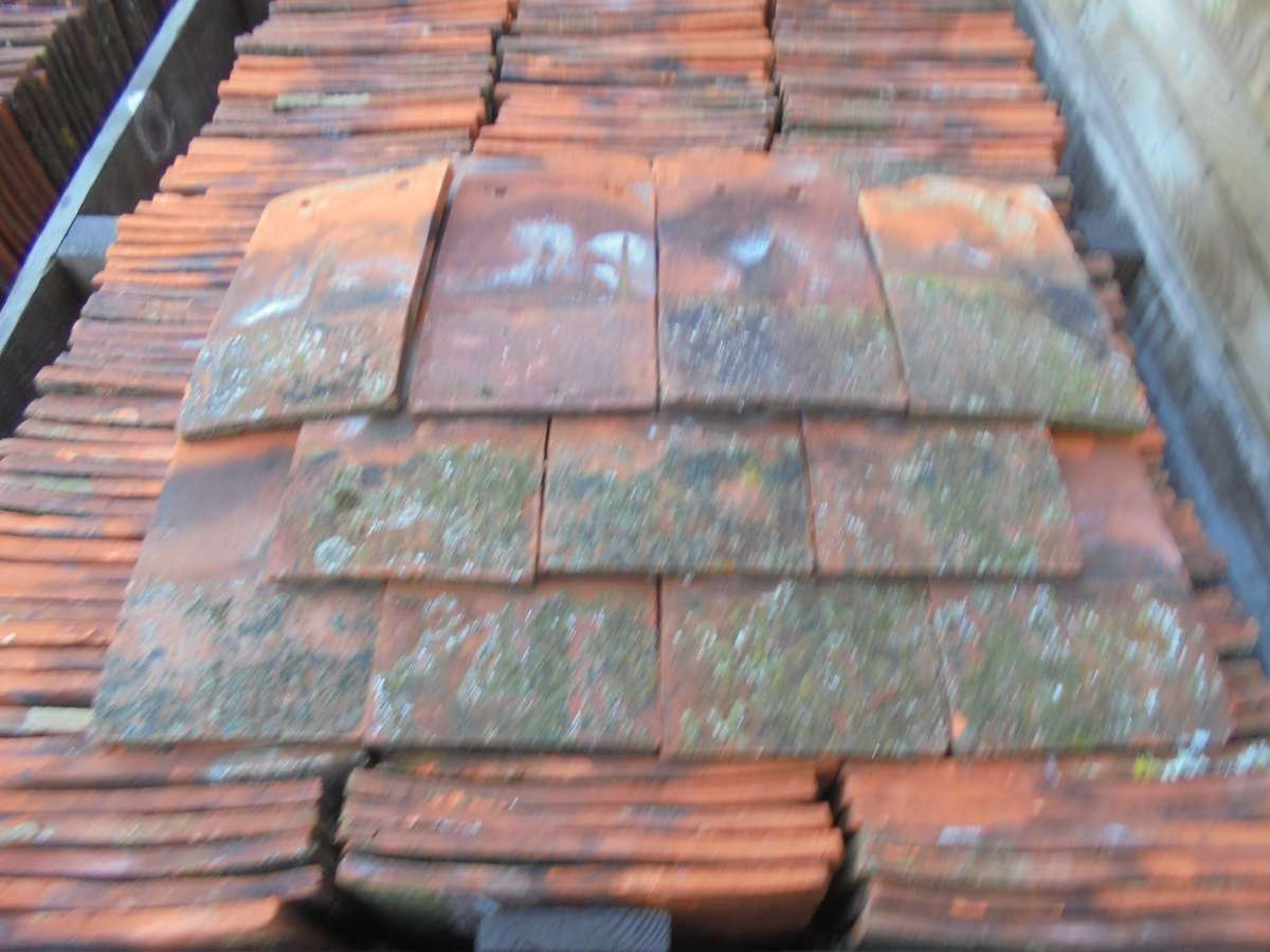 A Reclaimed Handmade Kent Peg Tile Authentic Reclamation