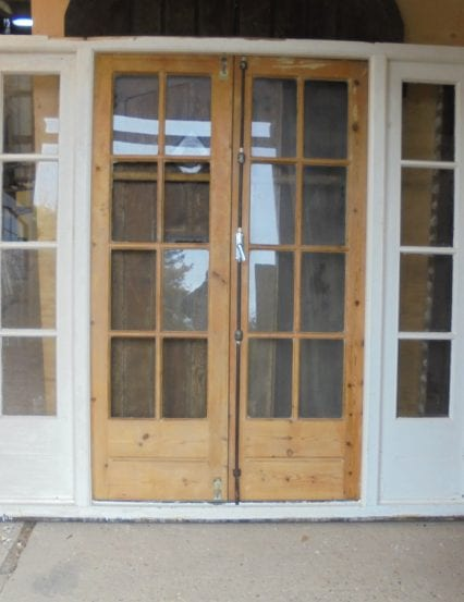 Large french doors authentic reclamation for Large french doors