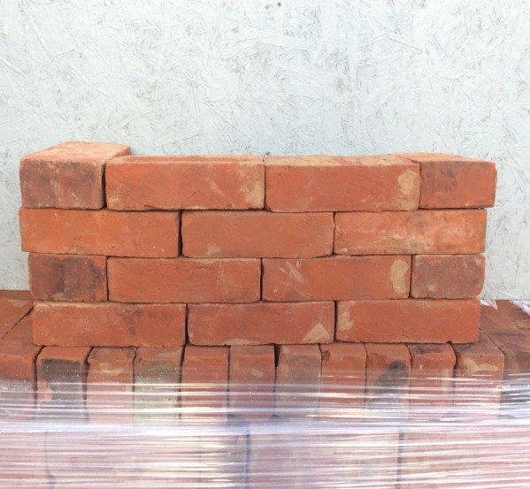 Large Stock of Victorian Handmade Red Bricks