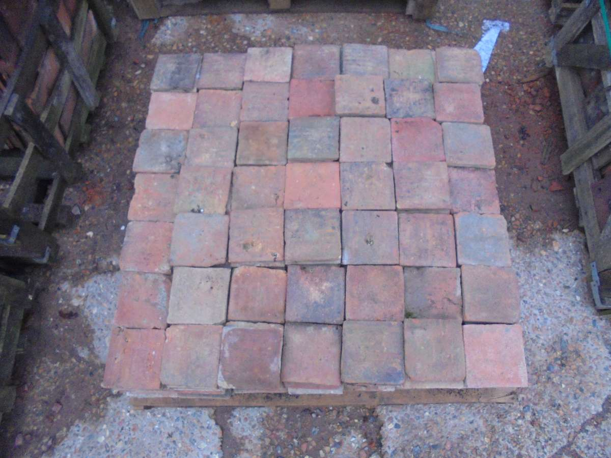 Reclaimed french floor tiles authentic reclamation reclaimed french floor tiles dailygadgetfo Images