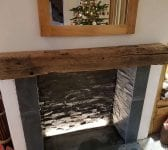 Reclaimed Oak Beam