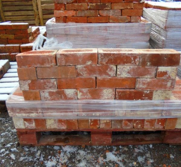 Reclaimed Tunbridge Wells Bricks