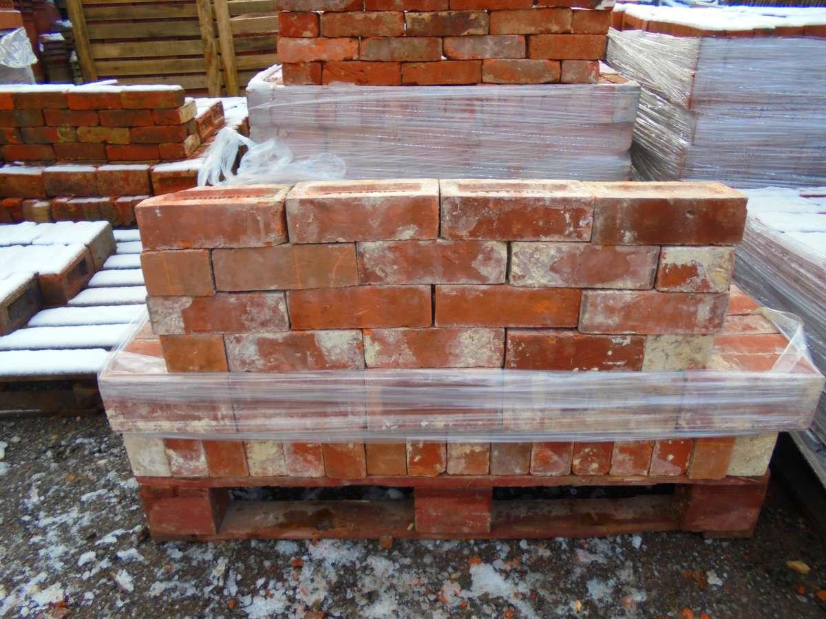 Reclaimed Tunbridge Wells Bricks