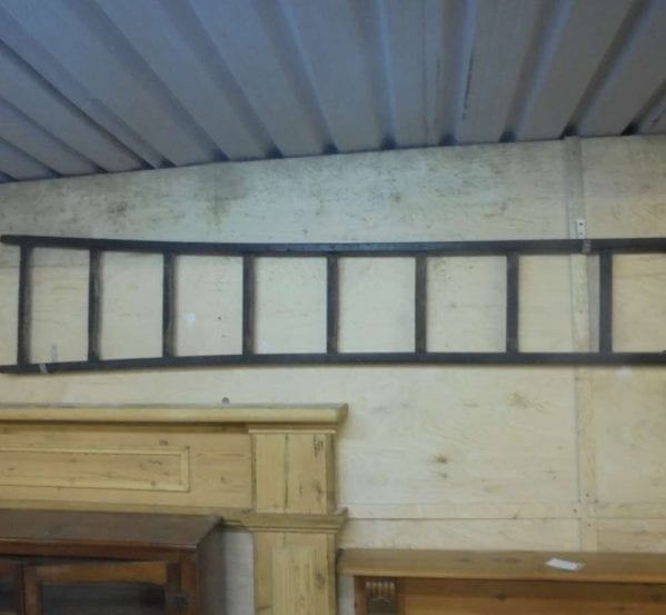 Reclaimed Wooden Ladder