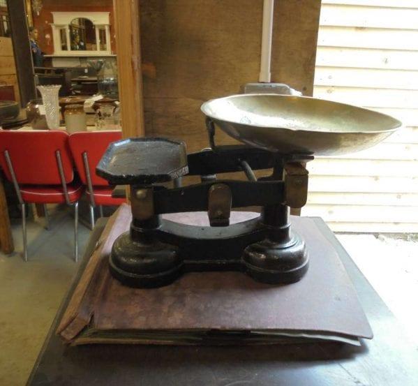 Metal Reclaimed Weighing Scales
