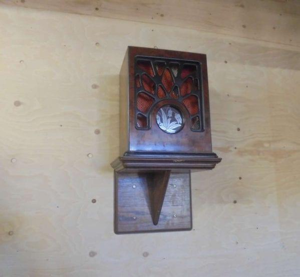 Reclaimed Vintage Style Speaker Pair