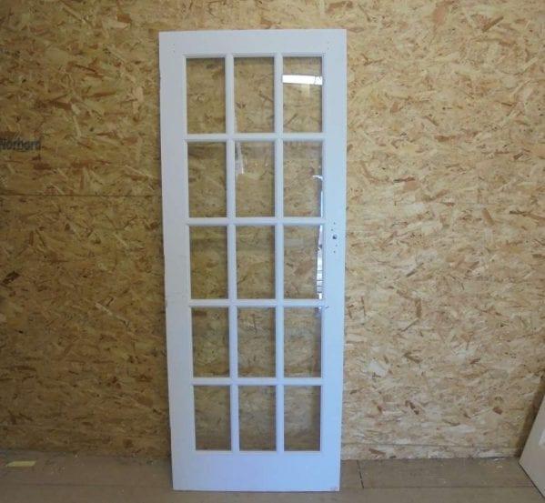 Reclaimed Full Glazed Door