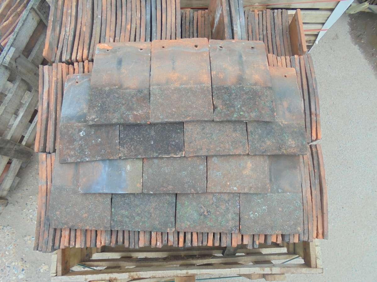 Reclaimed Handmade Kent Peg Tile Authentic Reclamation