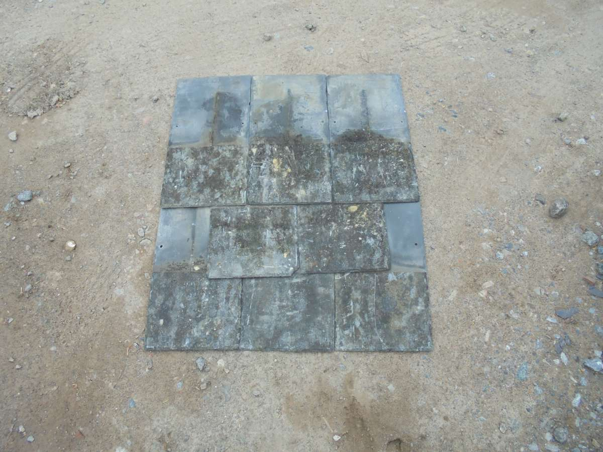 Reclaimed Weathered Roofing Slates