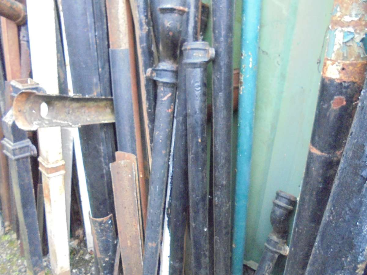 Cast iron rain pipe selection
