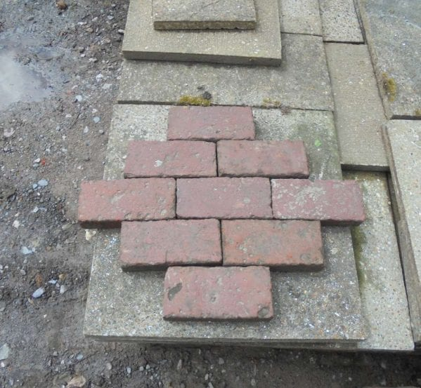 Tunbridge Wells Paving Bricks