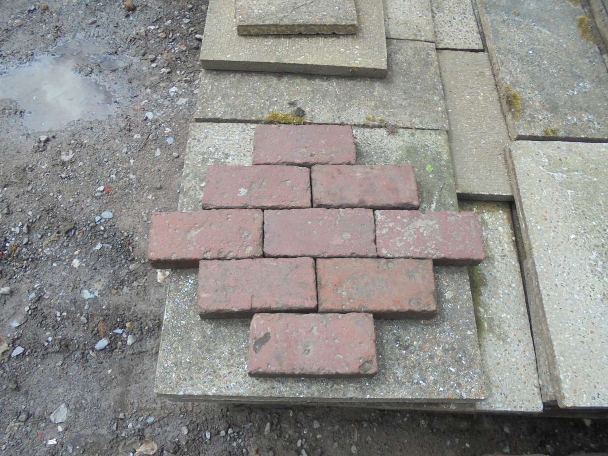 Tunbridge Wells Paving Bricks