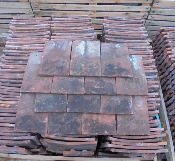 Handmade Keymer Nib Tiles